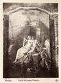 Fotografi på fresk av Venus och Mars, Pompeji - Hallwylska museet - 104193.tif