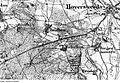 Fotothek df rp-e 0140028 Hoyerswerda-Bröthen-Michalken. Topographische Karte vom Preußischen Staate, Bl.jpg