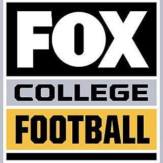 <i>Fox College Football</i> Television series