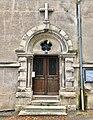 France, Montbard (12), porte, Rue Daubenton 17.jpg