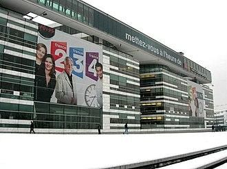 France Télévisions - France Télévisions headquarters