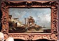 Francesco guardi, capriccio con rovine e laguna, 01.JPG