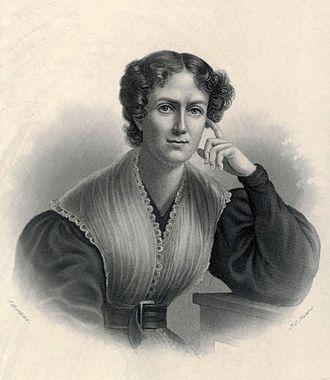 Frances Wright - Frances Wright, c. 1825.