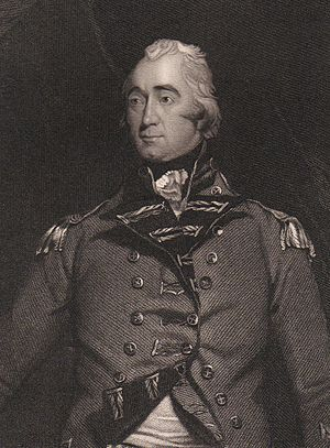 Anglo-Nepalese War - Francis Edward Rawdon, Marquess of Hasting, Governor-General of India from 1813 to 1823.