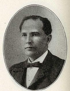 Frank Clague American politician