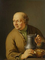 Man with a tankard
