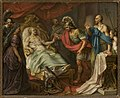 Franz Xaver Wagenschön - Death of Belisarius - 233127 MNW - National Museum in Warsaw.jpg