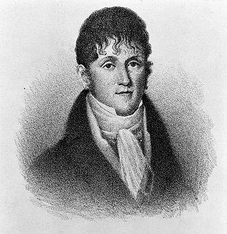 Frederick Graff - Image: Frederic Graff portrait cropped