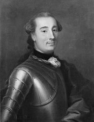 Fredrik Ulrik Cronhielm af Flosta, 1731-1769