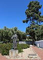 Fremont, CA - Mission San José - Father Junípero Serra, O.F.M., known as Fra Juníper Serra (November 24, 1713 – August 28, 1784) was a Spanish Franciscan friar who founded the first nine of 21 Spanish missions in Cal - panoramio.jpg
