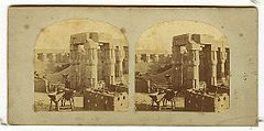 Frith, Francis (1822-1898) - Views in Egypt and Nubia - n. 361 - View at Luxor.jpg