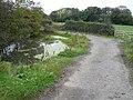 Frith Hall Farm - Duckpond - geograph.org.uk - 577194.jpg