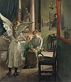 Fritz von Uhde - Modellpause - 9346 - Bavarian State Painting Collections.jpg