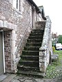 Front door steps, Sampford Courtenay - geograph.org.uk - 1192795.jpg