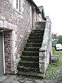 Front door steps, Sampford Courtenay - geograph.org.uk - 1192795.jpg