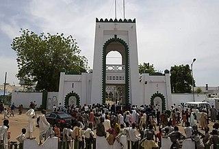 Sokoto Capital city of Sokoto State