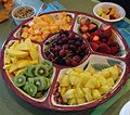 Fruit platter at a party with kiwi melons strawberries etc.JPG
