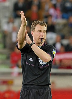 Felix Zwayer - Zwayer in 2012