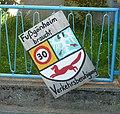 Fußgönheim braucht Verkehrsberuhigung. - panoramio.jpg