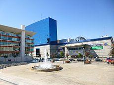 Fuenlabrada wikipedia la enciclopedia libre for Plaza de la estacion fuenlabrada