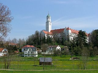 Kirchheim in Schwaben Place in Bavaria, Germany