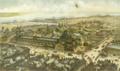 Fugleperspektiv af Udstillingen i Kjøbenhavn 1888.png