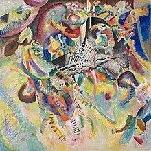 fugue 1914 - Wassily Kandinsky Lebenslauf