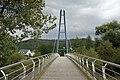 Fussgängerbrücke über die Alzette Helmsange Bereldange 02.jpg