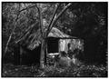 GENERAL VIEW OF DELAPIDATED HOUSE - Estate Reef Bay, Wattle House, Reef Bay, St. John, VI HABS VI,2-REBA,1-D-1.tif