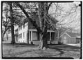 GENERAL VIEW OF SIDE - Community Place, Skaneateles, Onondaga County, NY HABS NY,34-SKA,6-2.tif