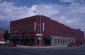 Big Timber, Montana - Grand Hotel
