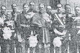 Rodezno with knights of the Sovereign Military Order of Malta GVV.87.11.2.JPG