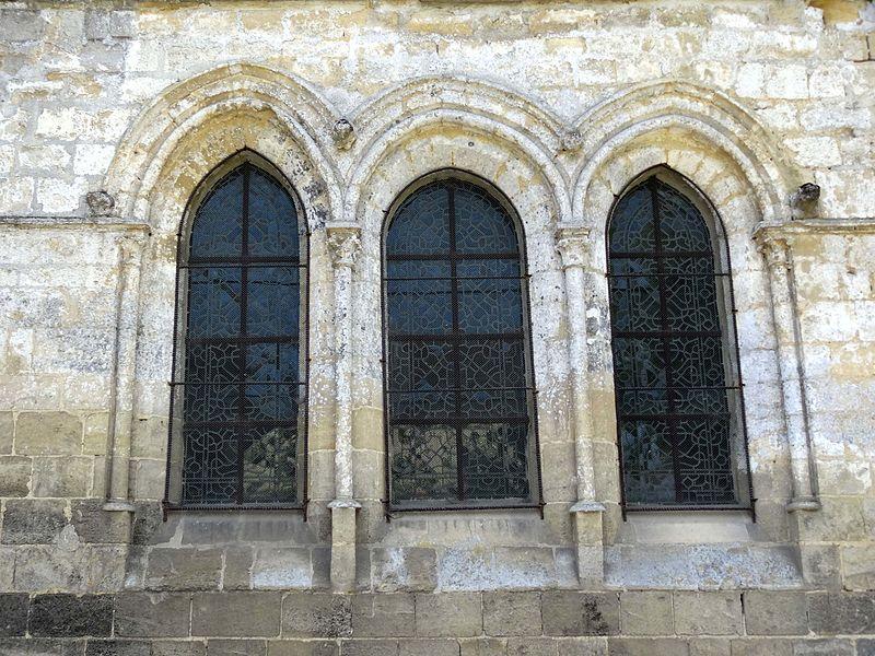 File:Gaillon-sur-Montcient (78), église Notre-Dame-de-l'Assomption, chevet, 1er niveau.jpg