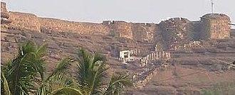 Gajendragarh -  Gajendragad Fort