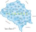 Galicja Wschodnia powiaty (ukr) 1910.png