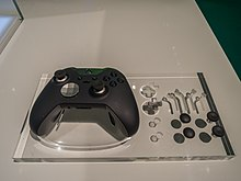 Xbox One controller - Wikipedia Xbox One Elite Controller Wiring Diagram on