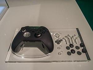 Xbox One controller - Xbox Elite Wireless Controller
