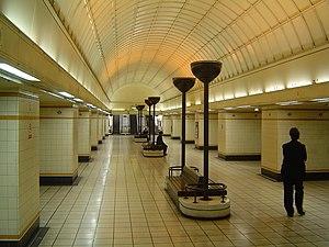 Gants Hill Underground station