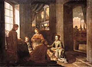 The Education of Saint Theresa