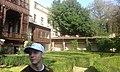 Garden of the Jagiellonian University Pedagogical Institute.jpg