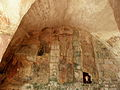 Gargilesse-Dampierre (36) Église Saint-Laurent et Notre-Dame Crypte Fresques 41.JPG
