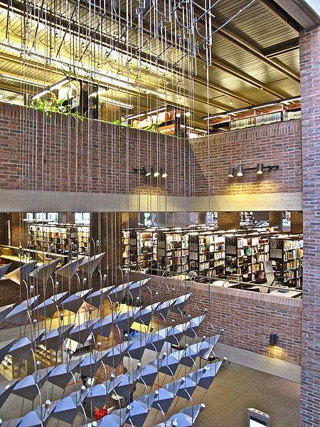 stadtbibliothek gasteig