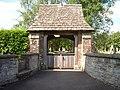 Gateway to North Curry Parish Church - geograph.org.uk - 1329907.jpg