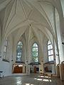 Gdańsk dawny kościół św. Ducha (wnętrze).JPG