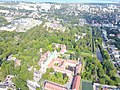 Gdansk Oliwa Cathedral aerial photograph 2019 P06.jpg