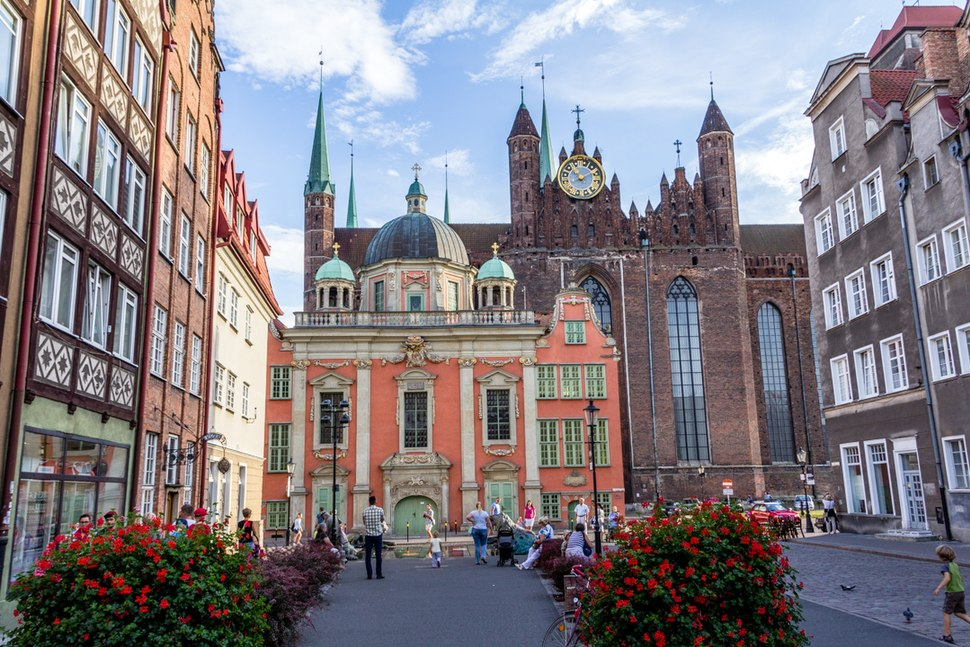 Gdansk Royal Chapel