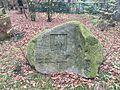 Gedenksteen Uns Dörp schall schöner warrn in Barchel.jpg