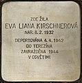 Gedenkstein für Eva Liliana Kirschnerova (Brno).jpg