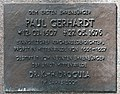 Gedenktafel St Moritz-Kirchstr 2-8 (Mittenwalde) Paul Gerhardt.jpg