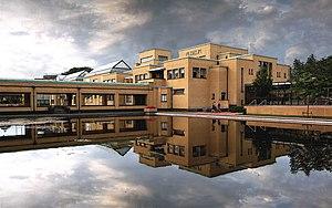 Gemeentemuseum Den Haag - Museum building designed by H.P. Berlage